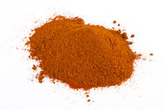 Sweet pepper powder Stock Photography