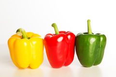 Sweet pepper Stock Image