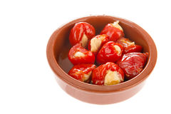 Sweet peppers Stock Photos