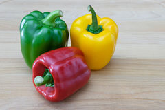 Sweet peppers Royalty Free Stock Images