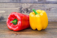 Sweet peppers. Royalty Free Stock Photos