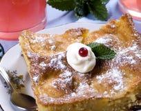 Sweet pie Royalty Free Stock Photos