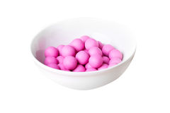 Sweet pink candy Stock Photo