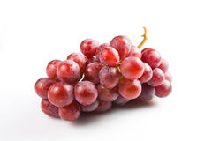 Sweet pink grapes Stock Image