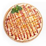 Sweet Pizza Stock Photos