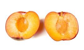 Sweet plum Royalty Free Stock Image