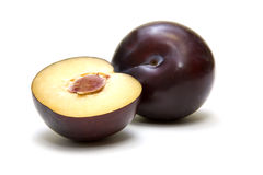 Sweet plums Royalty Free Stock Photo