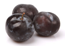 Sweet plums Royalty Free Stock Photos