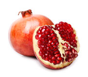 Sweet pomegranate Stock Image