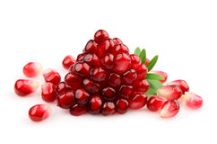 Sweet pomegranate Stock Photography