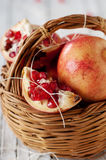 Sweet pomegranate Royalty Free Stock Images