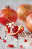 Sweet pomegranate Royalty Free Stock Photos
