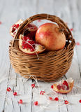 Sweet pomegranate Royalty Free Stock Image