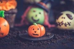 Sweet pop pumpkin Stock Photography