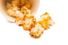 Sweet popcorn Stock Image
