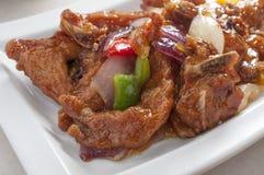 Sweet pork Stock Image