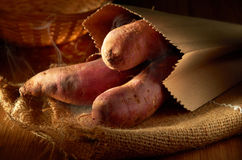 Free Sweet Potato Royalty Free Stock Photography - 21818637