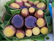 sweet potato Zdjęcia Royalty Free