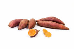 sweet potato Fotografia Stock