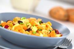 Sweet Potato and Apple Salad Royalty Free Stock Photography