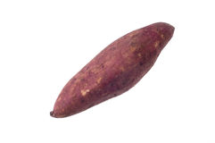 Sweet potato on background Royalty Free Stock Photos