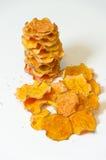 Sweet potato chips Stock Image