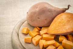 Sweet potato Royalty Free Stock Photography