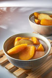 Sweet Potato Dessert Royalty Free Stock Images