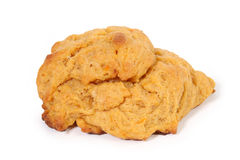 Sweet Potato Drop Biscuit Royalty Free Stock Photo