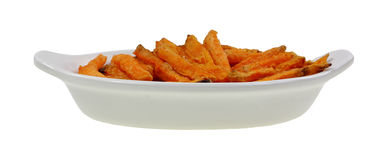 Sweet Potato French Fries Ready Bake Royalty Free Stock Images