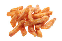 Sweet Potato Fries Stock Photos