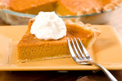 Sweet Potato Pie Royalty Free Stock Photos