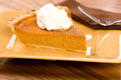 Sweet Potato Pie Stock Photo