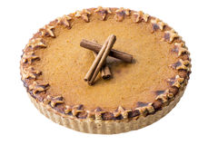 Sweet potato pie Royalty Free Stock Photography