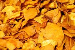 The sweet potato piece Stock Photos