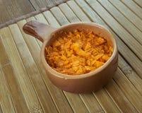Sweet Potato Pone Stock Photos