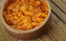 Sweet Potato Pone Royalty Free Stock Image