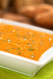 Sweet Potato Soup Stock Photos