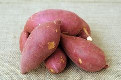 Sweet potatoe Royalty Free Stock Photo