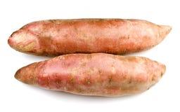 Sweet potatoes Royalty Free Stock Photography