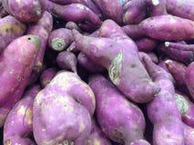 Sweet potatoes Stock Images