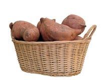 Sweet potatos Stock Image