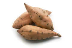 Sweet potatos Stock Photos