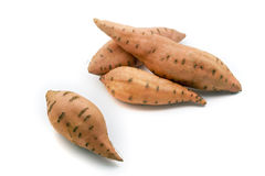 Sweet potatos Stock Photo