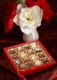 Sweet pralines Royalty Free Stock Photo