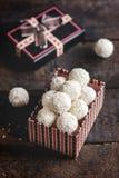 Sweet pralines Stock Image