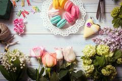 Sweet present Royalty Free Stock Images