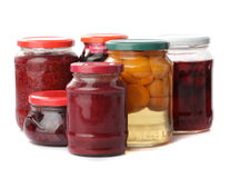Sweet preserves Stock Photo