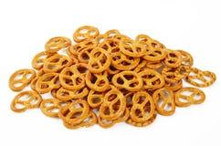 Sweet pretzel Royalty Free Stock Photo