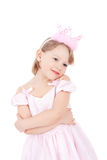 Sweet princess Stock Images